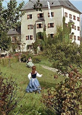 Romy Schneider als Kaiserin Sissi Postkarte
