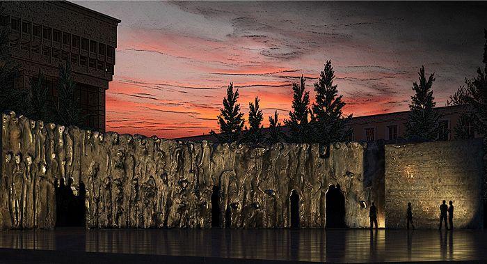 Более 170 природных камней из 58 российских регионов, история которых связана с массовыми репрессиями в XX веке, станут частью грандиозного мемориала жертвам репрессий «Стена скорби» — бронзового г…
