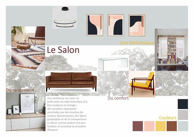 Les 7 meilleures images du tableau projet renovation salon for Tapis kilim avec canape cuir et fauteuil