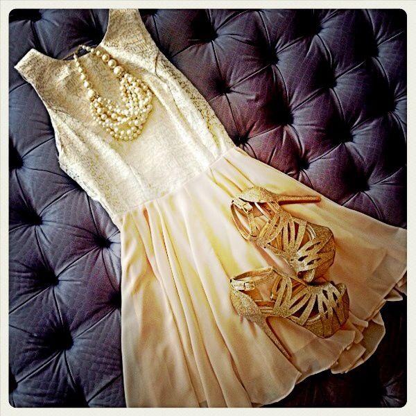 Gold girl! ✨