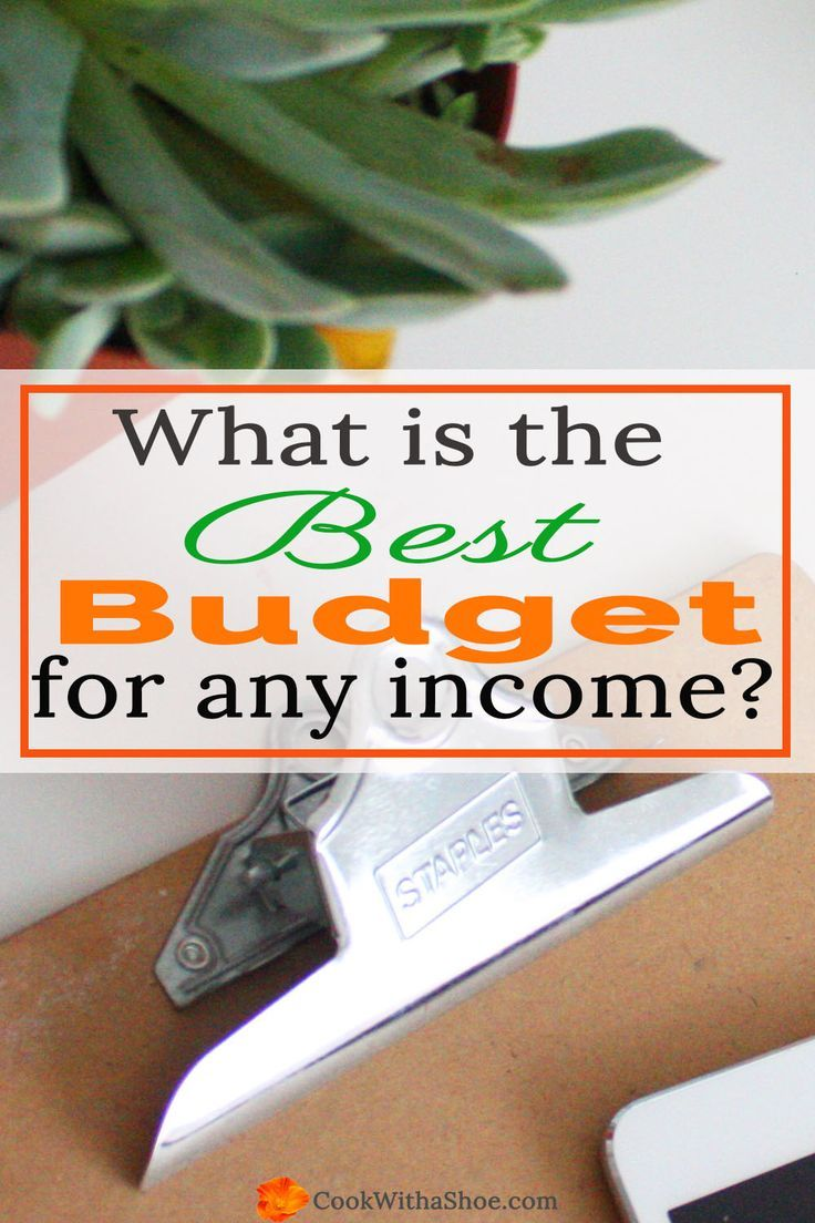 This is hands down the best budget for any income! You will be successful when you follow this budget. |Cook With a Shoe