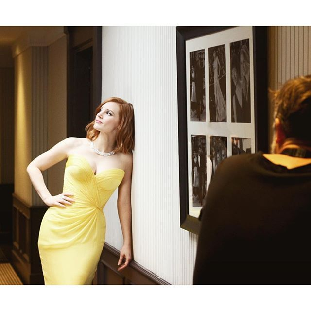piaget: Time suspended. Capturing #PiagetAmbassador Jessica Chastain @chastainiac shot by @galafr before opening the 69th edition @festivaldecannes ! #radiantcannes #cannes2016 #jessicachastain #cannesfilmfestival