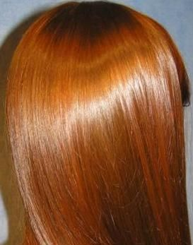 Egg yolks wont only make your hair softer, shinier, and healthier, but it helps you to grow it out long as well. Mix 2 egg yolks with 2 tbsp of olive oil, dilute the mixture by adding a cup of water, and then slowly and thoroughly massage this mask into your scalp. Give your hair and scalp 15 to 20 minutes to absorb all the needed nutrients and then rinse off.
