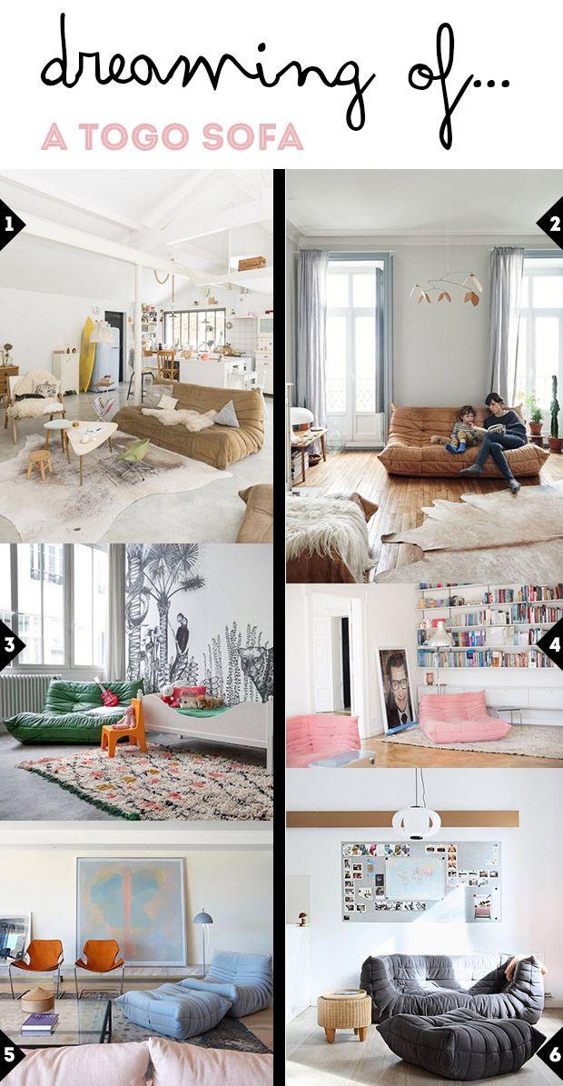 Dreaming of... a Togo sofa