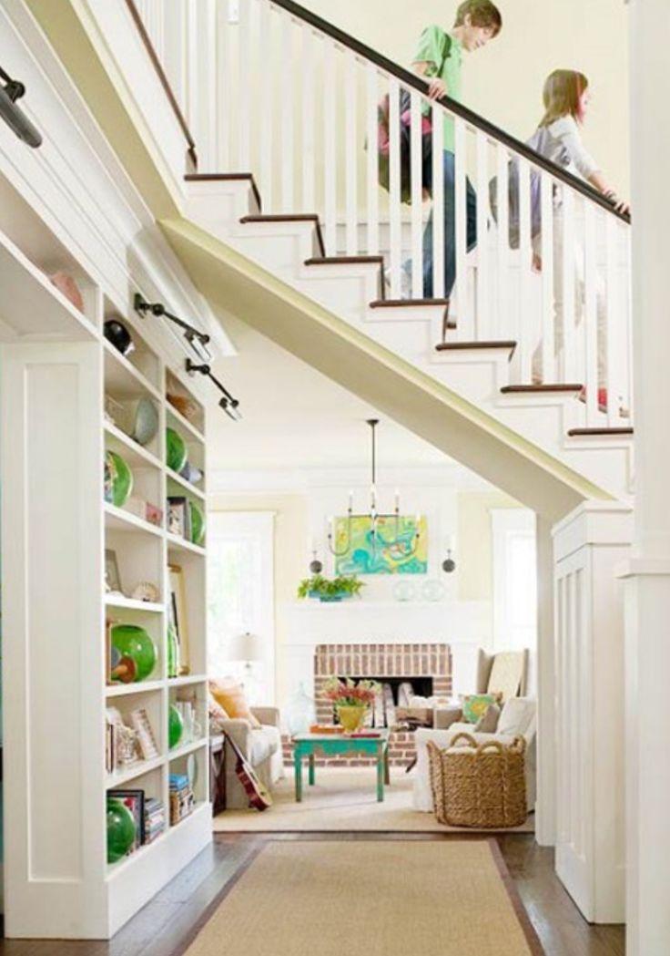 25 best Under stairway storage ideas images
