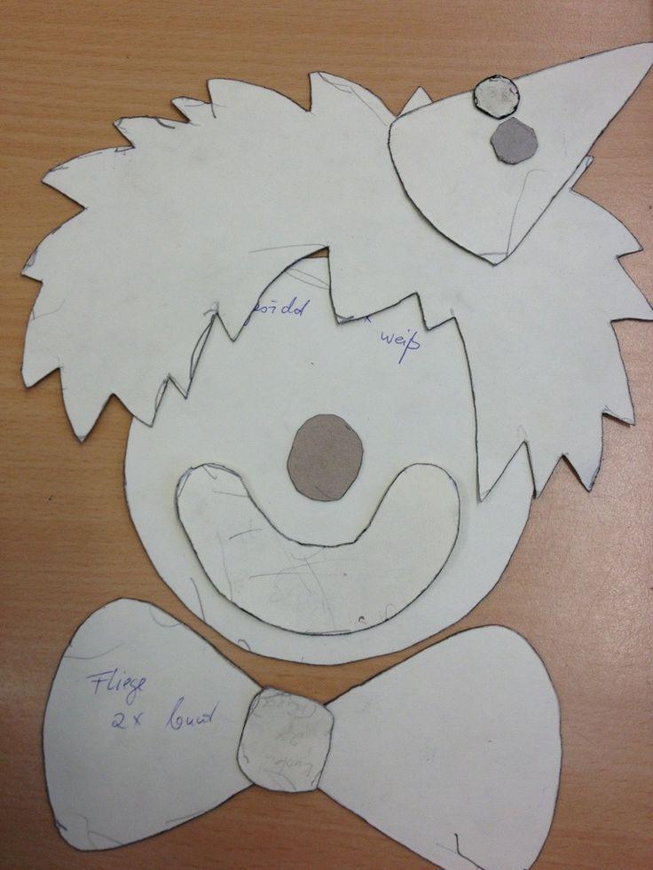 Resultado de imagen de kunst mit kindern grundschule clowns