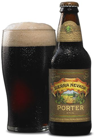 Sierra Nevada - for as many years as I've been drinking/buying Sierra Nevada, I've never had their porter before, so I bought some today. A bit thin, not as full as Bell's porter, but still quality.