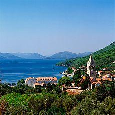 Croatia/Dalmatia, Sipan Island