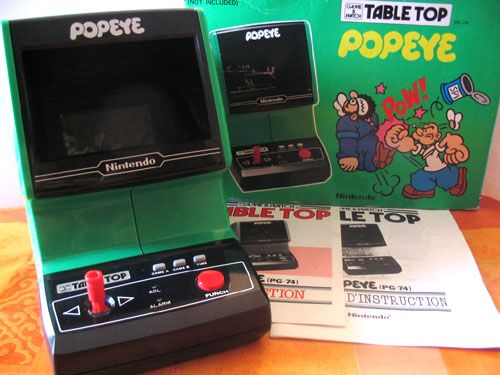 Ma petite collec de game & watch et LCD ! - Blogs - Forums de discussion jeux vidéo Gamekult