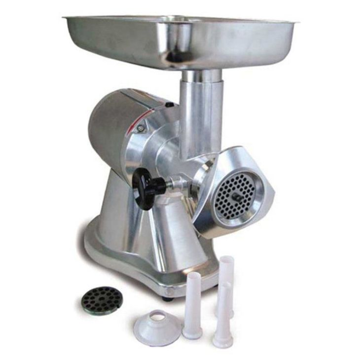 Omcan FA12G81 Commercial Electric Meat Grinder - 21720