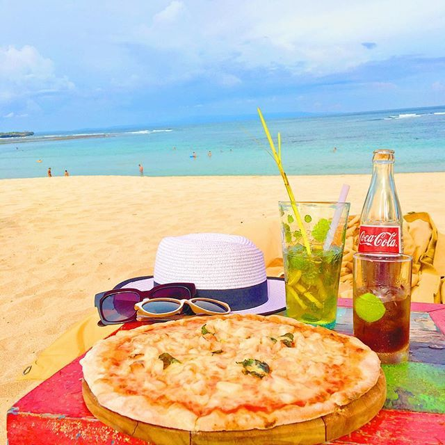 WEBSTA @ yumi0031 - 🌞🌞🌞#sun #beach #2017 #bali #badung #instagram #happy #sweet #Love