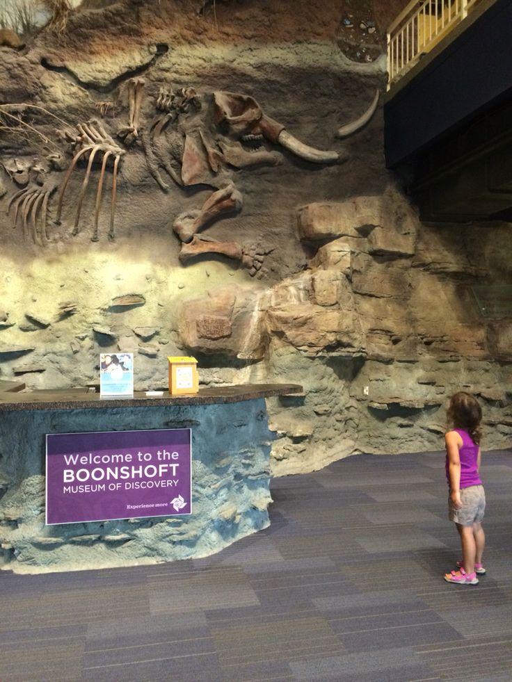 Boonscroft Museum of Discoveries - Dayton, OH - SOOOOOOOOO FUN!