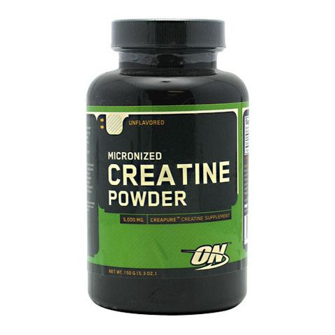 Optimum Nutrition Micronized Creatine Powder. From $5.57