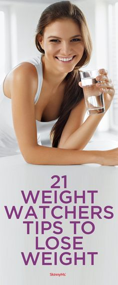 21 Weight Watchers Tips to Lose Weight