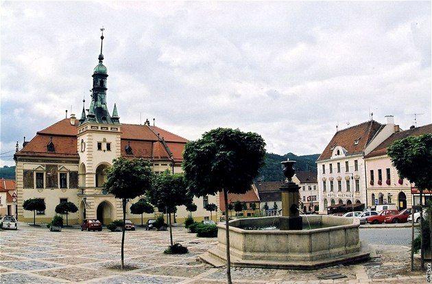 Tisnov nearby Brno