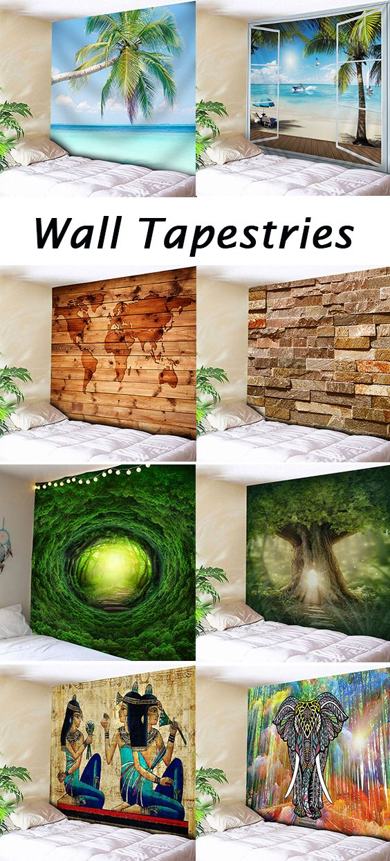 Wish list:Wall Tapestries for women