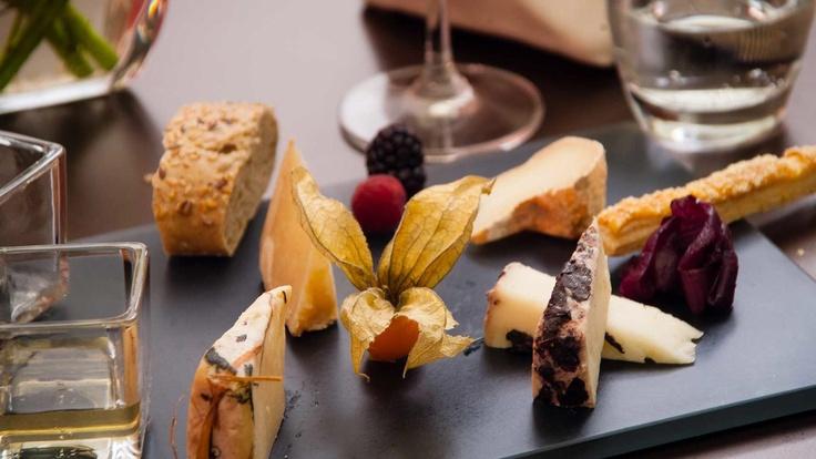 Selezione di formaggi italiani