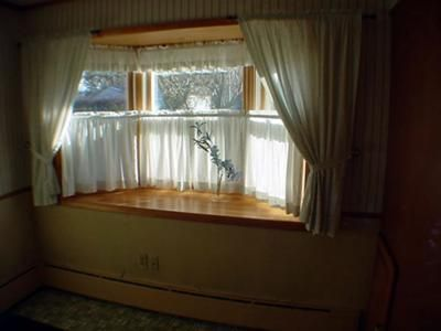Window Treatments For Bay Windows Bow Casual Cottage