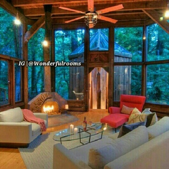 Luxury Tree Houses Designs: Dream House Ideas