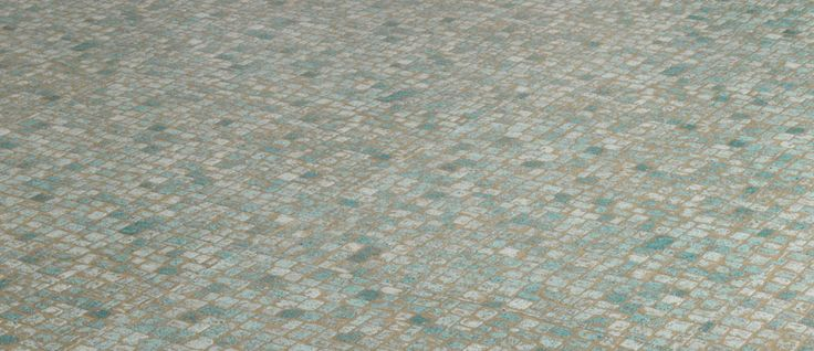 Vinyl Flooring In Mosaic Style Pattern Awesome For The