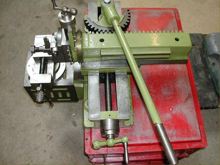Antique rack and quadrant hand metal shaper