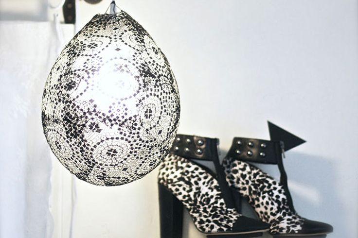 Lace lantern lifestyle