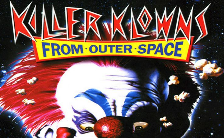 17 best images about ihorror blog on pinterest ouija for Return of the killer klowns from outer space