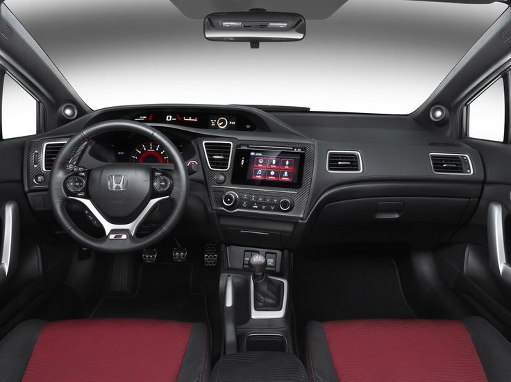 2015 Honda Civic Si Sedan Picture #13