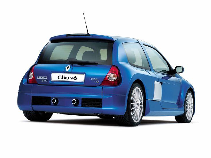 Renault Clio V6 Worldwide '2003–05