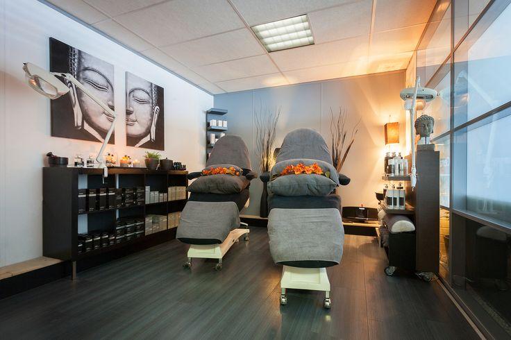 Beauty Centre Beverwijk, duo kamer voor schoonheidsbehandelingen en massages.