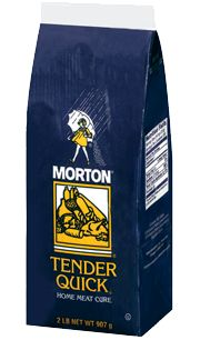 Morton tender quick for picking beef