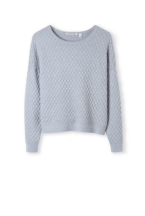 Quilted Knit from @Country Road at @Westfield New Zealand #sportsluxe