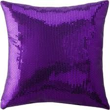 Purple pillow-maybe one-maddie will probably steal it for herself-bob will think its too girly......just one