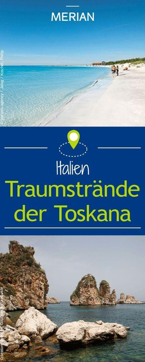 Die Schonsten Strande In Der Toskana Reiseziele Urlaub Italien