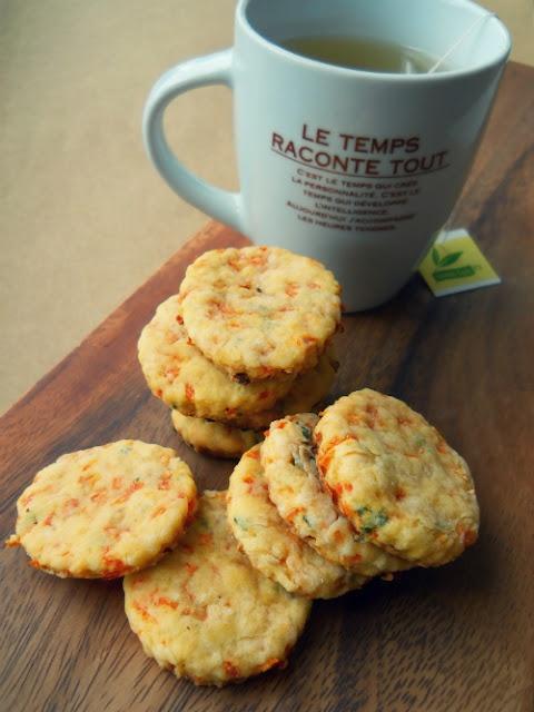 Recipe: Veggie Crackers