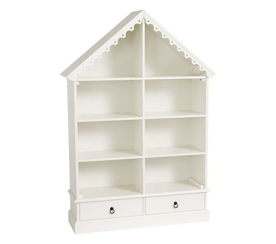 Dollhouse Bookcase | Pottery Barn Kids