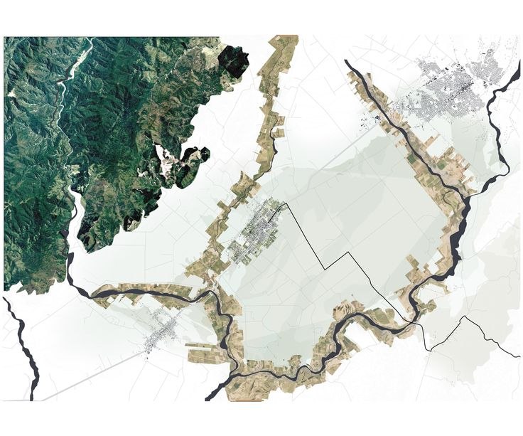 Preliminary district plan | LAND312 | Rebecca Freeman