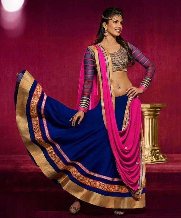 Feel rejuvenated this Navratri Like As Priyanka Chopra...!!!