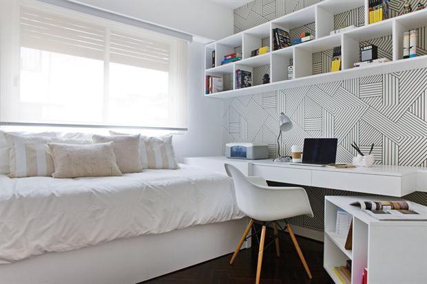 Un escritorio tan lindo que dan ganas de trabajar  Foto:Santiago Ciuffo