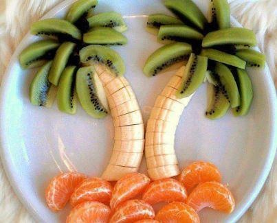 How's this for a healthy snack? LOL!