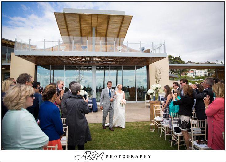 Scripps Seaside Forum La Jolla San Go Wedding