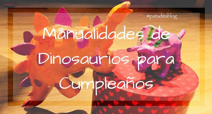 Este año ha sido el del descubrimiento de los dinosaurios: Dinosaurios para todo. Así que el tema de la fiesta de cumpleaños del #LucyCumple3 tenía que ser ese. Después de elegir el tema de la fies…