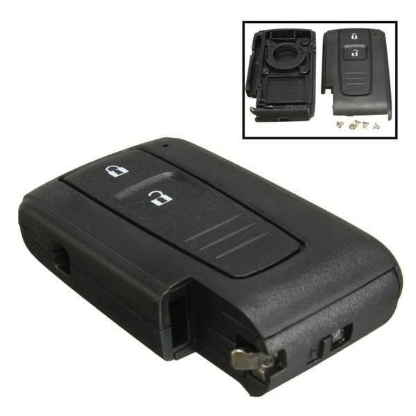 2 Buttons Smart Remote Key Keyless Entry Case Shell Fit for Toyota Prius Fob product link…