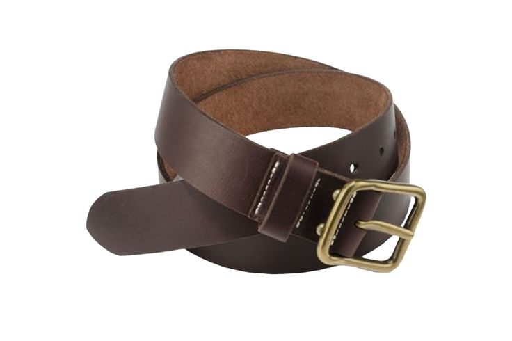 Heritage Belt Amber - Offizieller Red Wing Online Shop - Red Wing Berlin/Hamburg A silver buckle would be nice!