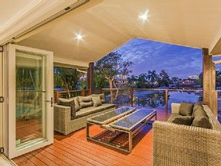 driveable . broadbeach . canal waterfront . lovely interior