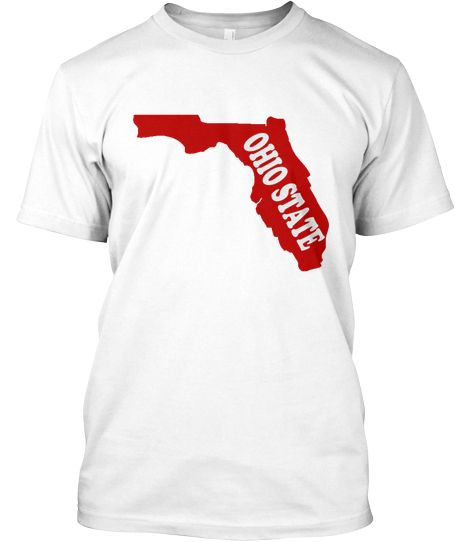 Limited-Edition Florida for Ohio State | Teespring #florida #ohio #ohiostate #osu #football