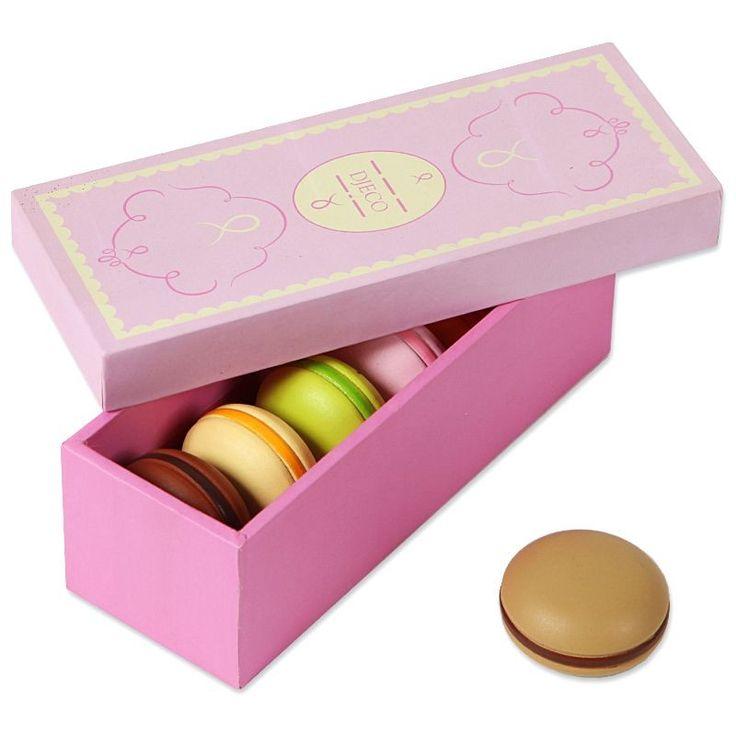 Boîte à macarons Djeco - 8,95 €