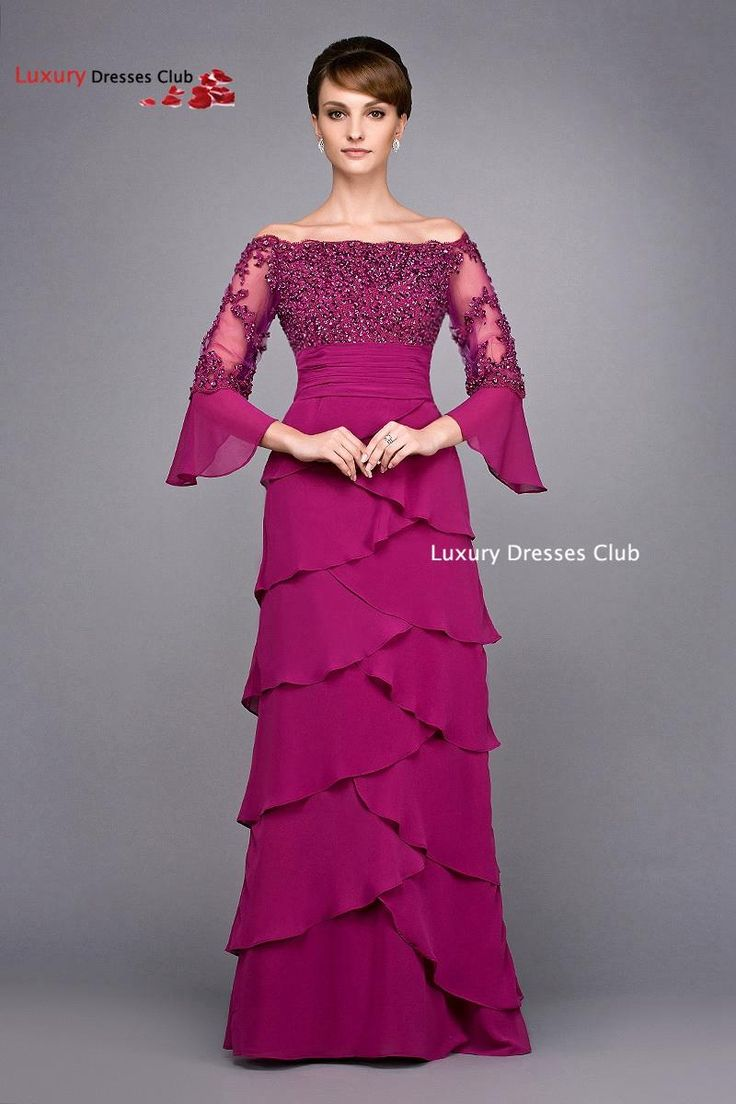 33 best Custom Made Plus Size mother of the bride dress images on ...