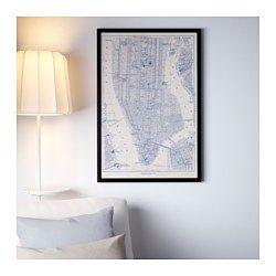 IKEA - BILD, Bild, Durch Kunst, die den eigenen Stil ausdrückt, lassen sich Wohnräume persönlich gestalten.