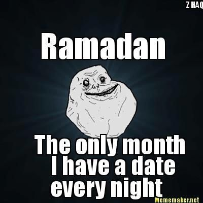 The Stages Of Ramadan, As Told By The Internet